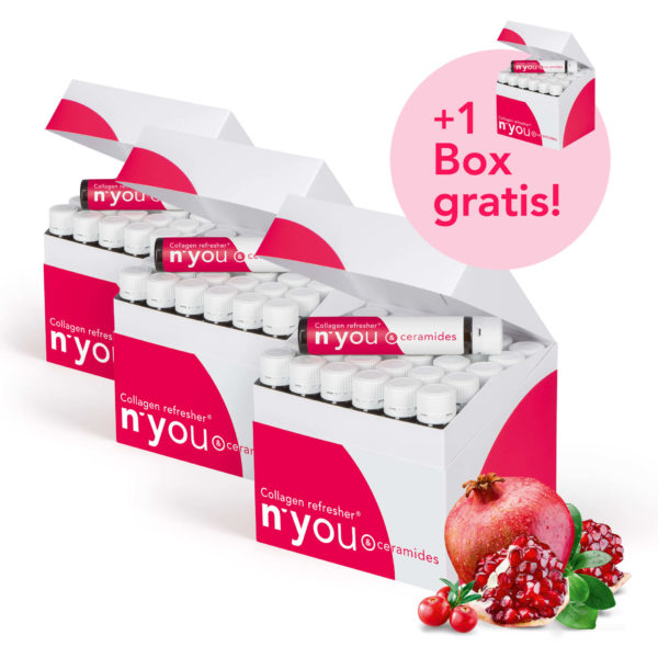 NYOU 3x30 Shop + 1 Box Gratis
